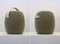 Пуфик, который всегда с тобой: Carry-On Stool от Маттиаса Штернберга