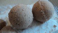 Бомбочки для ванны «Шоколадный взрыв»
