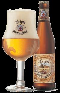 Сорта бельгийского пива: Tripel Karmeliet