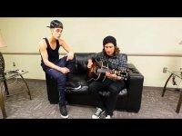 Джастин Бибер выпустил акустическое видео на песню «Take You»