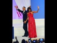 Танец Барака и Мишель Обамы на инаугурации