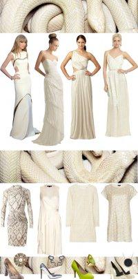 Модные цвета 2013 года: Горная Змея