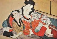 Сексуальные традиции Японии: но-пан кисса