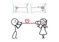 Наволочки для влюбленных