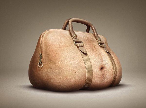 «Животная» сумка