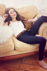 Антицеллюлитные джинсы