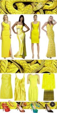 Модные цвета 2013 года: Пустынная Змея