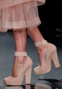 Модная обувь в 2013 году
