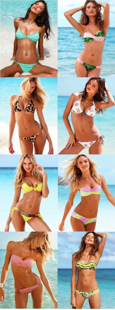 Коллекция купальников Victoria`s Secret 2013