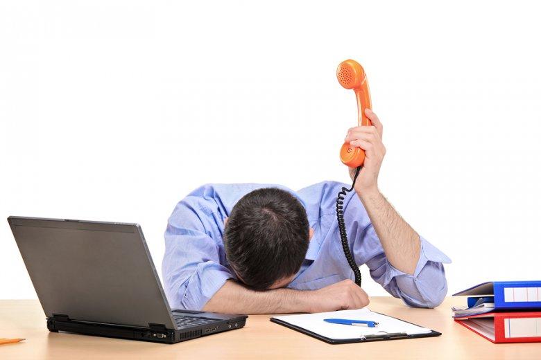 Как быстро снять стресс на работе?