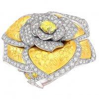Кольцо Chanel из коллекции Jardin de Camélias