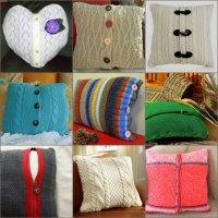 Вторая жизнь старых вещей: свитер