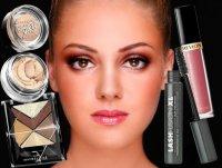 Загадочный макияж на День святого Валентина