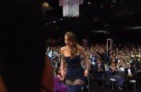 Конфуз Дженнифер Лоуренс на церемонии SAG Awards 2013