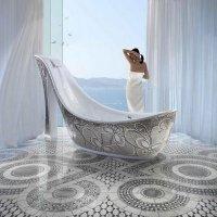Ванна для настоящей женщины