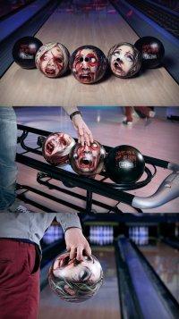 Зомби-шары для боулинга