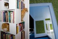 CatCase: книжный шкаф или кошкин дом?