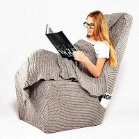 Демисезонное кресло Autumn/Winter Chair от Aga Brzostek