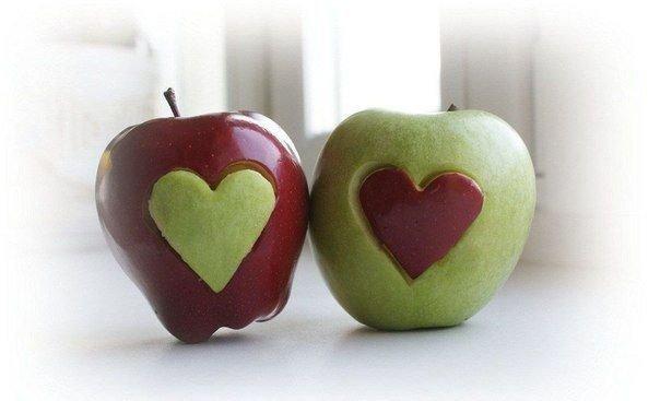 Яблоки для влюбленных