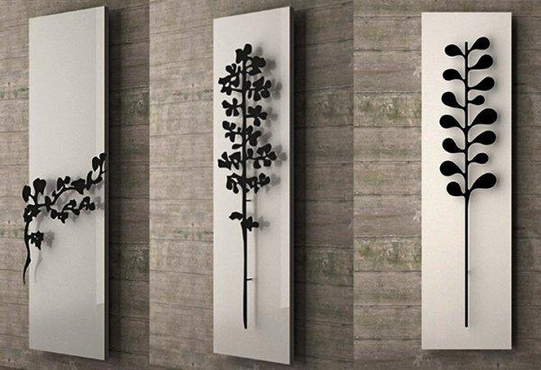 Marco Pisati представляет оригинальную серию радиаторов Nature