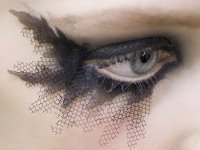 Ажурные глаза
