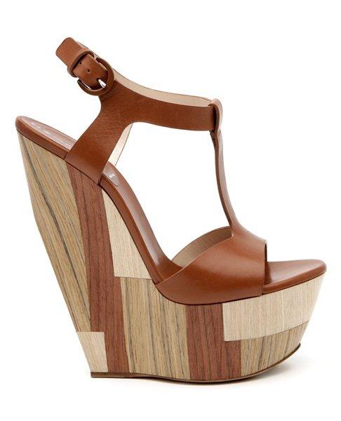 Коллекция обуви Patchwood от Casadei