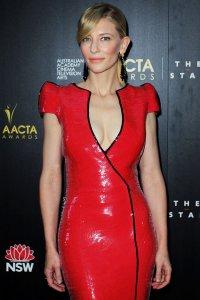 Кейт Бланшетт советует носить длинную челку