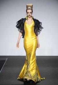 Новая коллекция вечерних платьев от Gianni Molaro