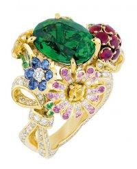 Весенняя коллекция украшений Dior Haute Joaillerie