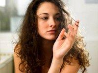 Как скрыть немытые волосы?
