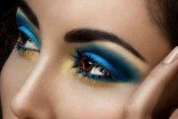 Лучшие цвета для макияжа карих глаз