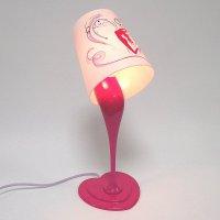 «Текучая» лампа