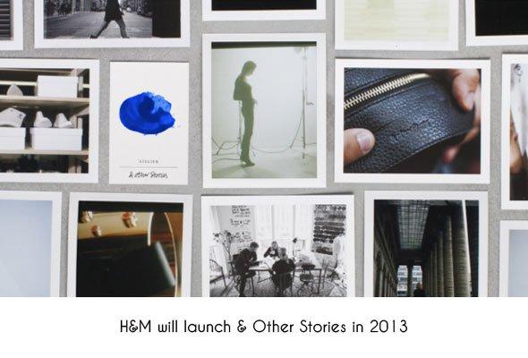 Первая коллекция косметики & Other Stories от H&M