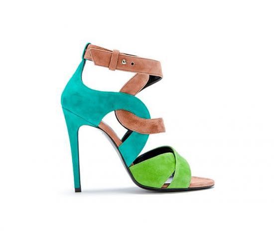 Коллекция обуви весна-лето 2013 от Barbara Bui