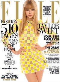 Тейлор Свифт на обложке мартовского номера Elle