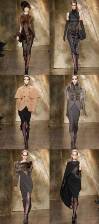 Коллекция Donna Karan осень-зима 2013-2014