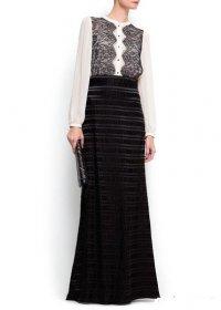 Бренд Mango представил коллекцию платьев весна 2013