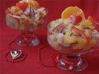 Рецепт салата ко Дню святого Валентина: «Испанские страсти»