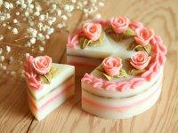 Как сделать торт из мыла?