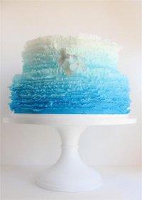 Необычные свадебные торты от Мегги Остин