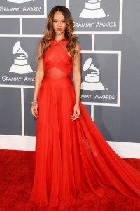 Рианна на Grammy-2013