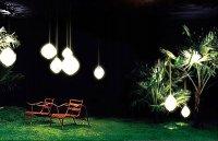 Концепт садовой лампы-улья Beehive Lamp