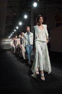 В Москве состоялся показ новой коллекции Mango