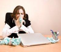 Аллергия в офисе: как справиться