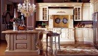Как удалить грязь и жир с деревянной поверхности на кухне