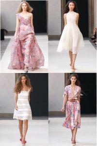 Осенняя коллекция Luisa Beccaria на неделе моды в Милане