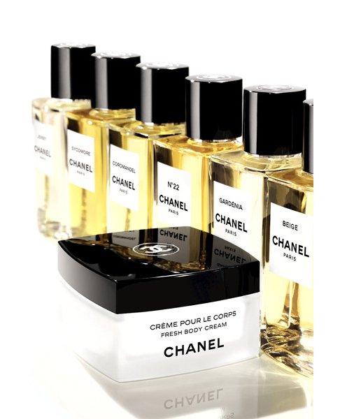 Инновационный крем для усиления аромата духов от Chanel