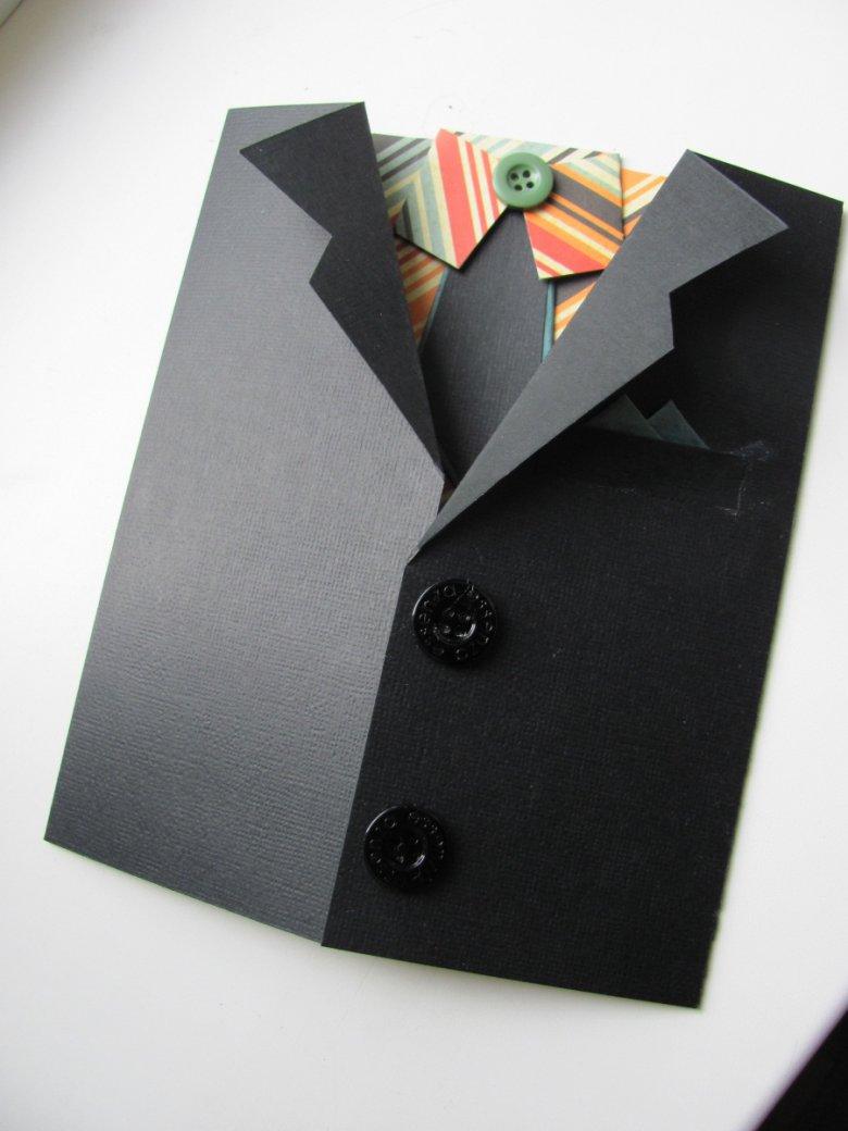 Картинки, открытка мужчине своими руками на 23