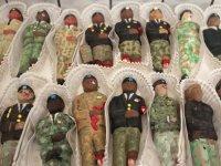 Конфеты для настоящих мужчин: мертвые солдаты и торчащие кишки