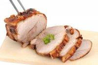 Что приготовить на 23 февраля: запеченная свиная вырезка с картофелем